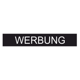 BANDENWERBUNG