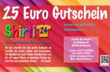 25 Euro Gutschein