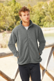 Herren Fleece Jacke FULL ZIP FLEECE