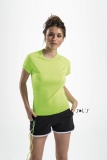 Damen Sport T-Shirt SPORTY WOMEN